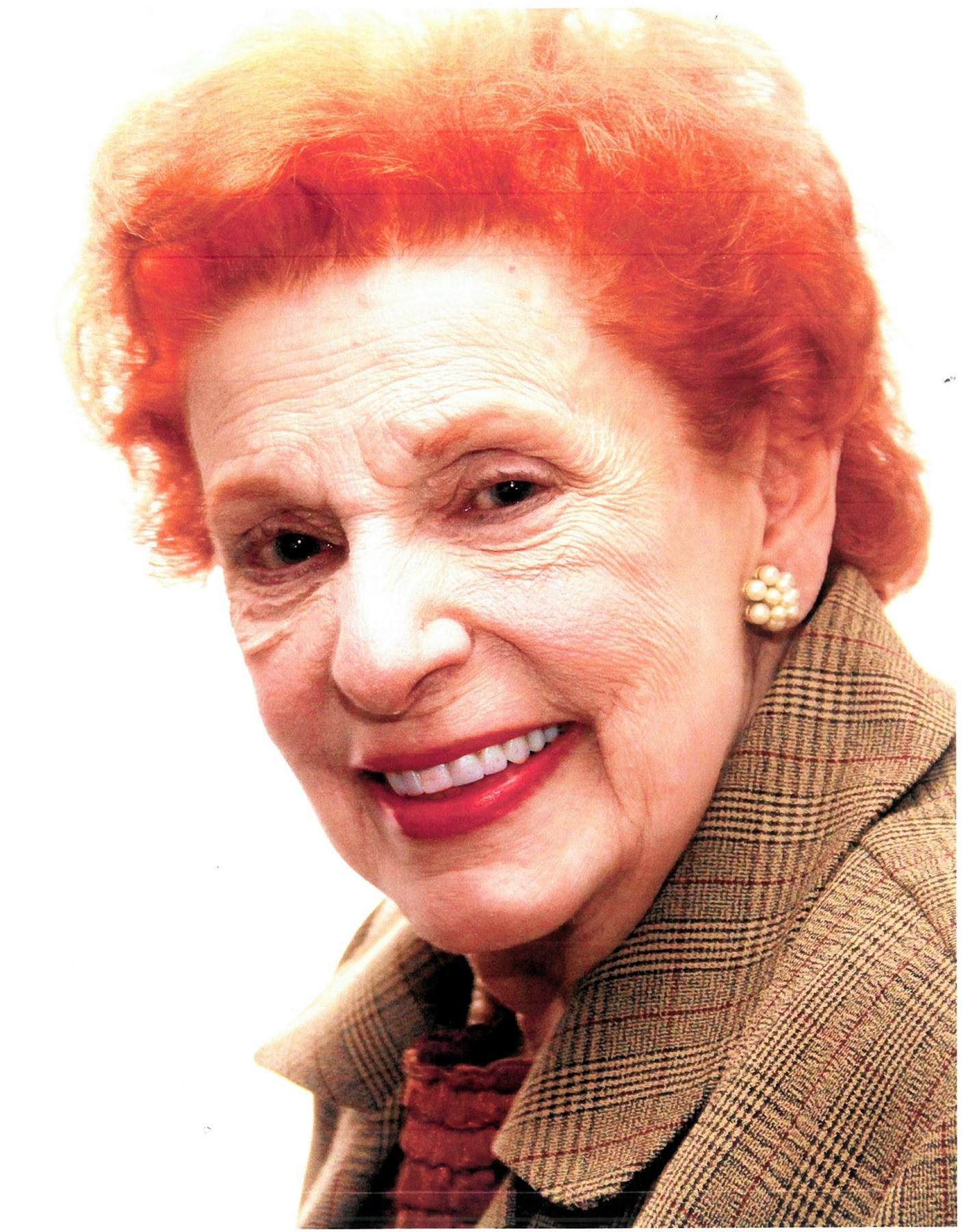Lucille Bourlet  McDonnell