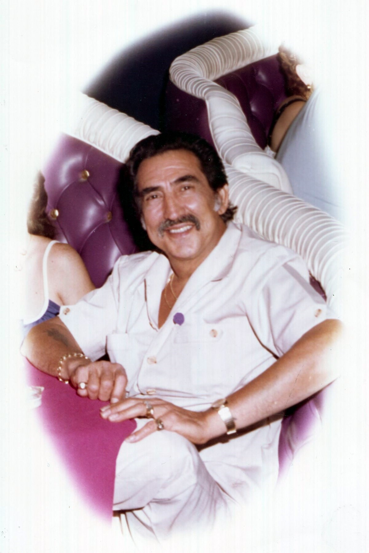 PETE  MARTINEZ JR.
