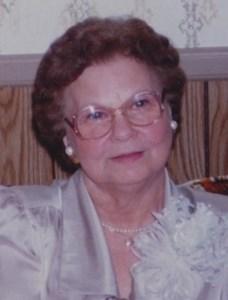 Flossie Melancon  Hoffmann