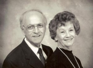 Rudolph and Betty  Serio