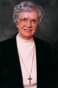 Sr.  Agnes Marie  Cordeau