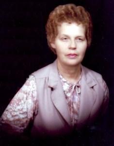 Mona Faye  Wilson