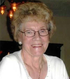 Doris Ione  Dyck