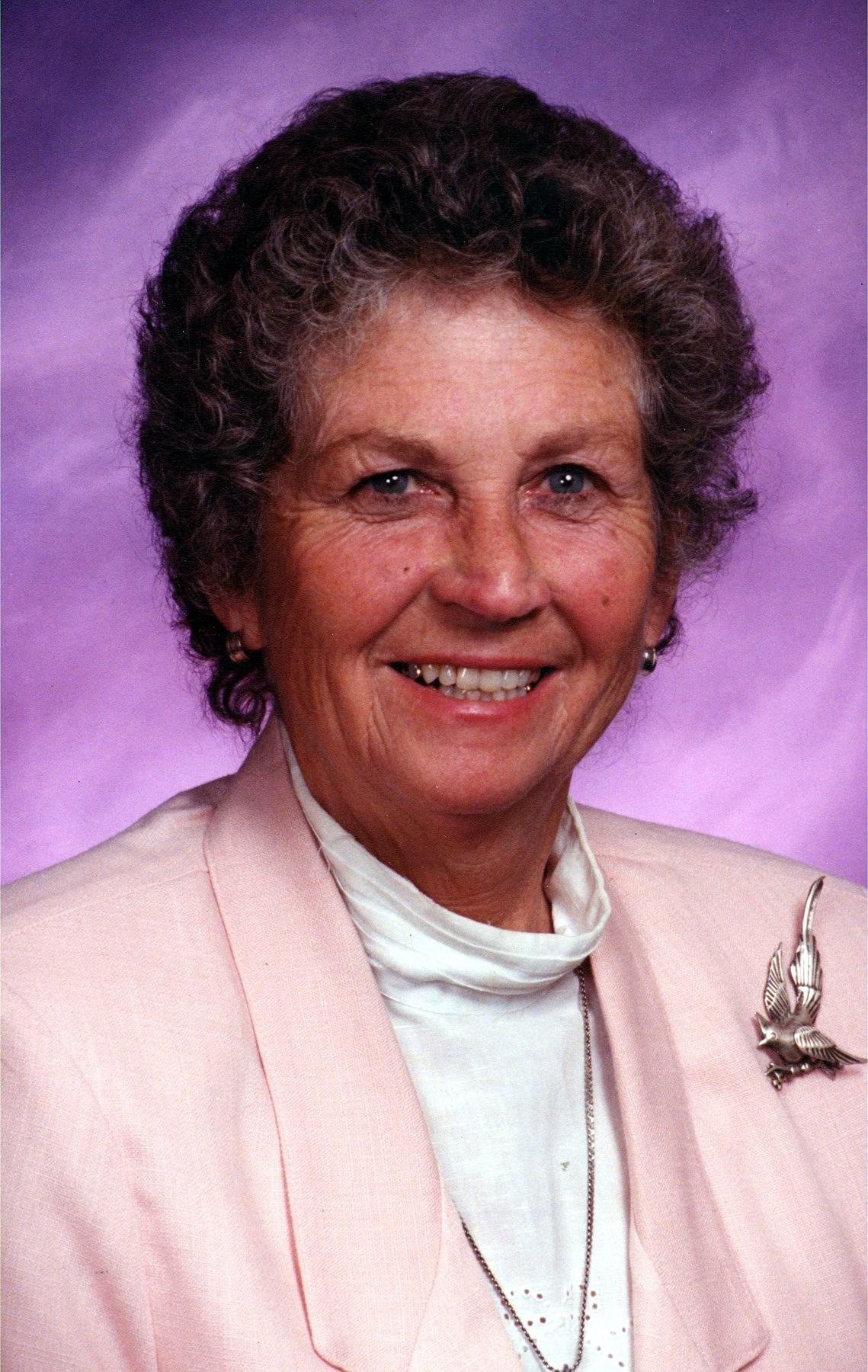 Dorothy Garrett  Wimsett