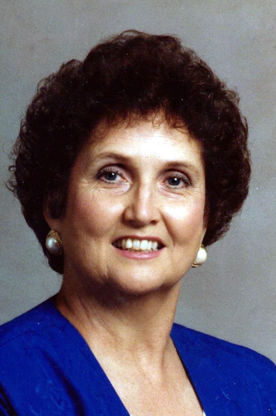 Doris Louise  Singleton