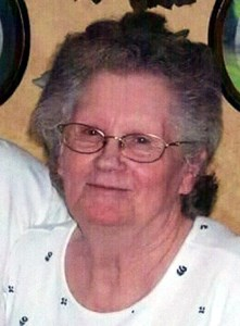 Patsy Ruth  Hampton