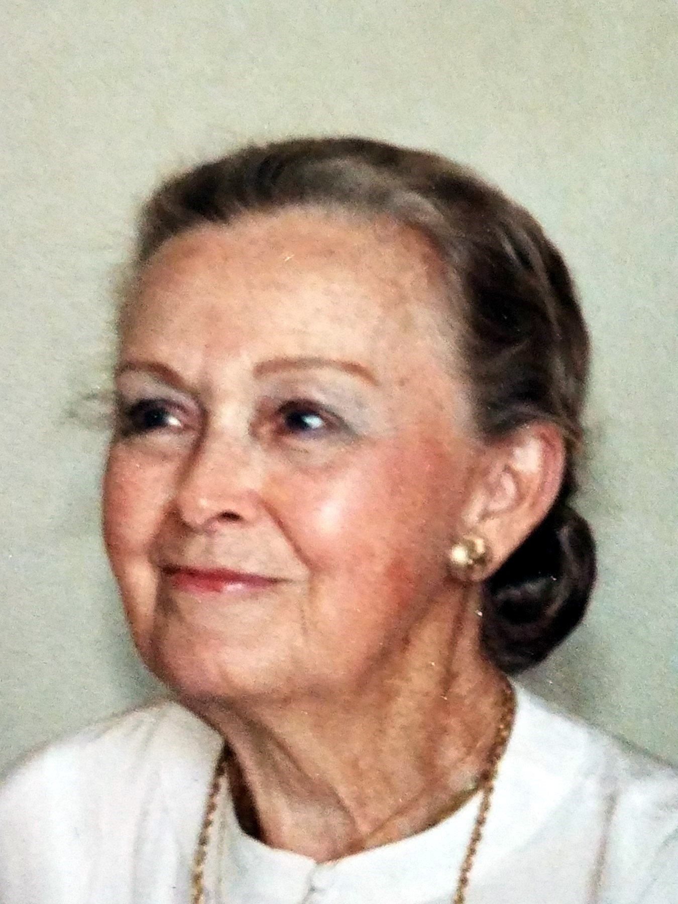 Mae Hancock  (Hogan) Terry
