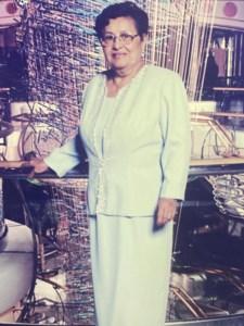 """Francisca """"Panchita""""  Ortiz Colón"""