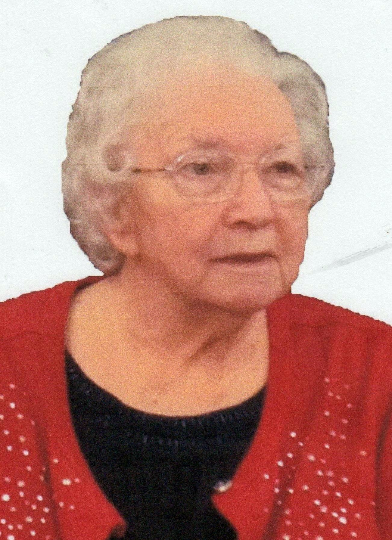 Betty Ann Bowman  Belcher