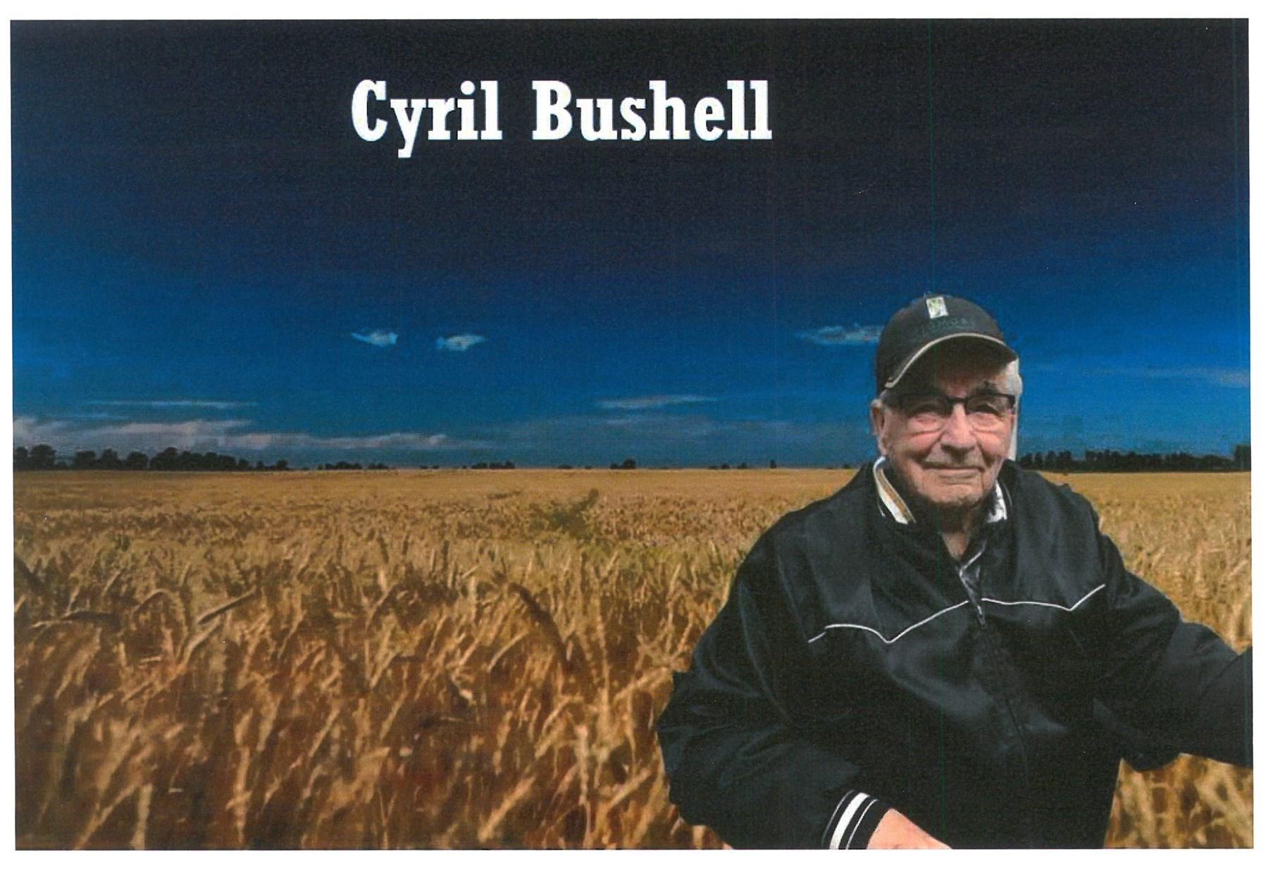 Cyril  Bushell