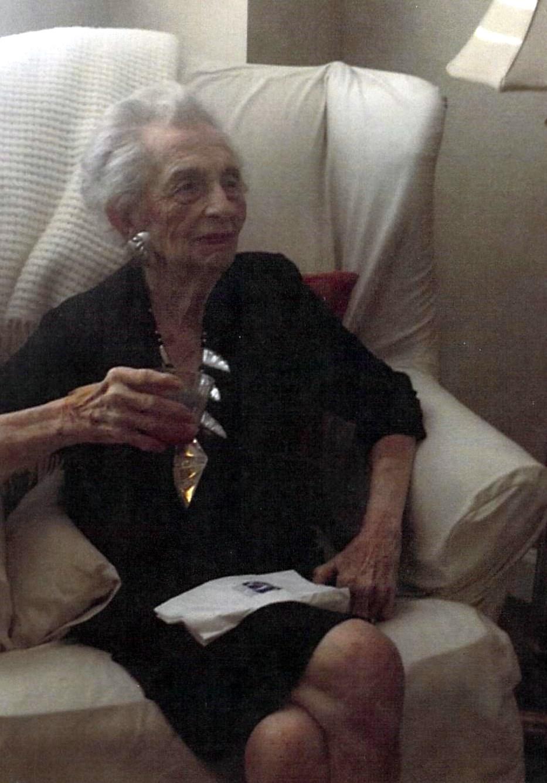 Frances Doss  Parsons