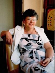 Irene Shirely  Cantelon (nee Odegard)