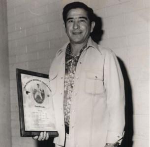 Charlie Rosalio  Hernandez