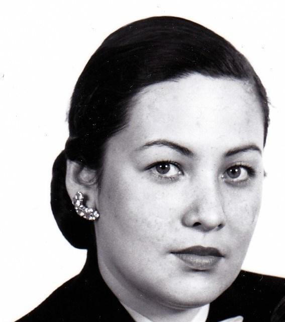Georgina Mercedes McBride Obituary - ANNAPOLIS, MD