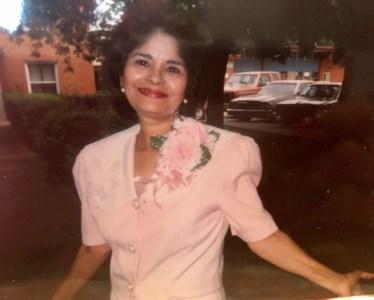 Dora V.  Amador