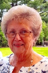 Martha Ann  Ewell
