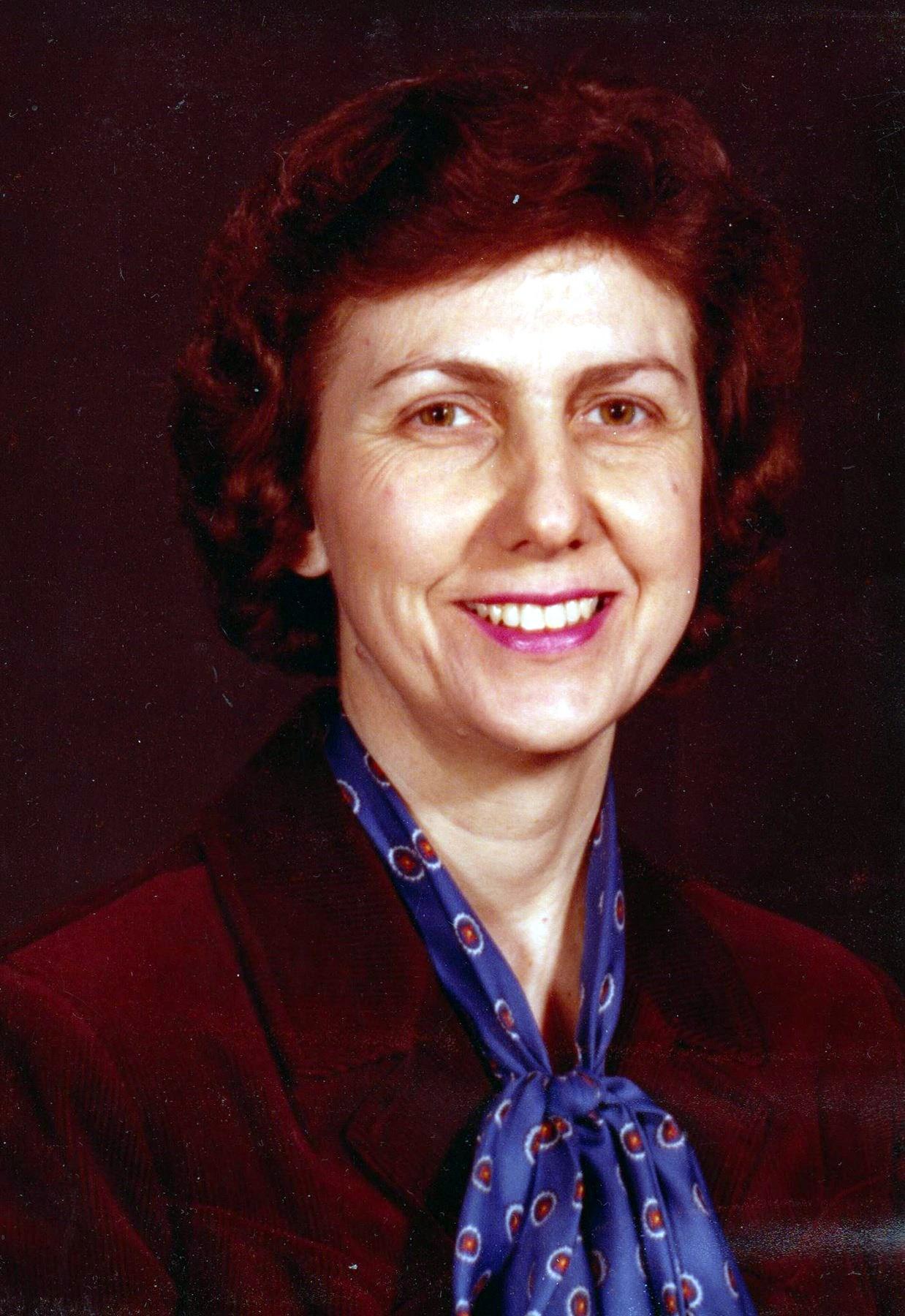 Anne Harris  Benbow