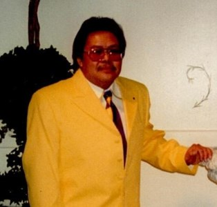 Tomas Manzano  Alba Sr.