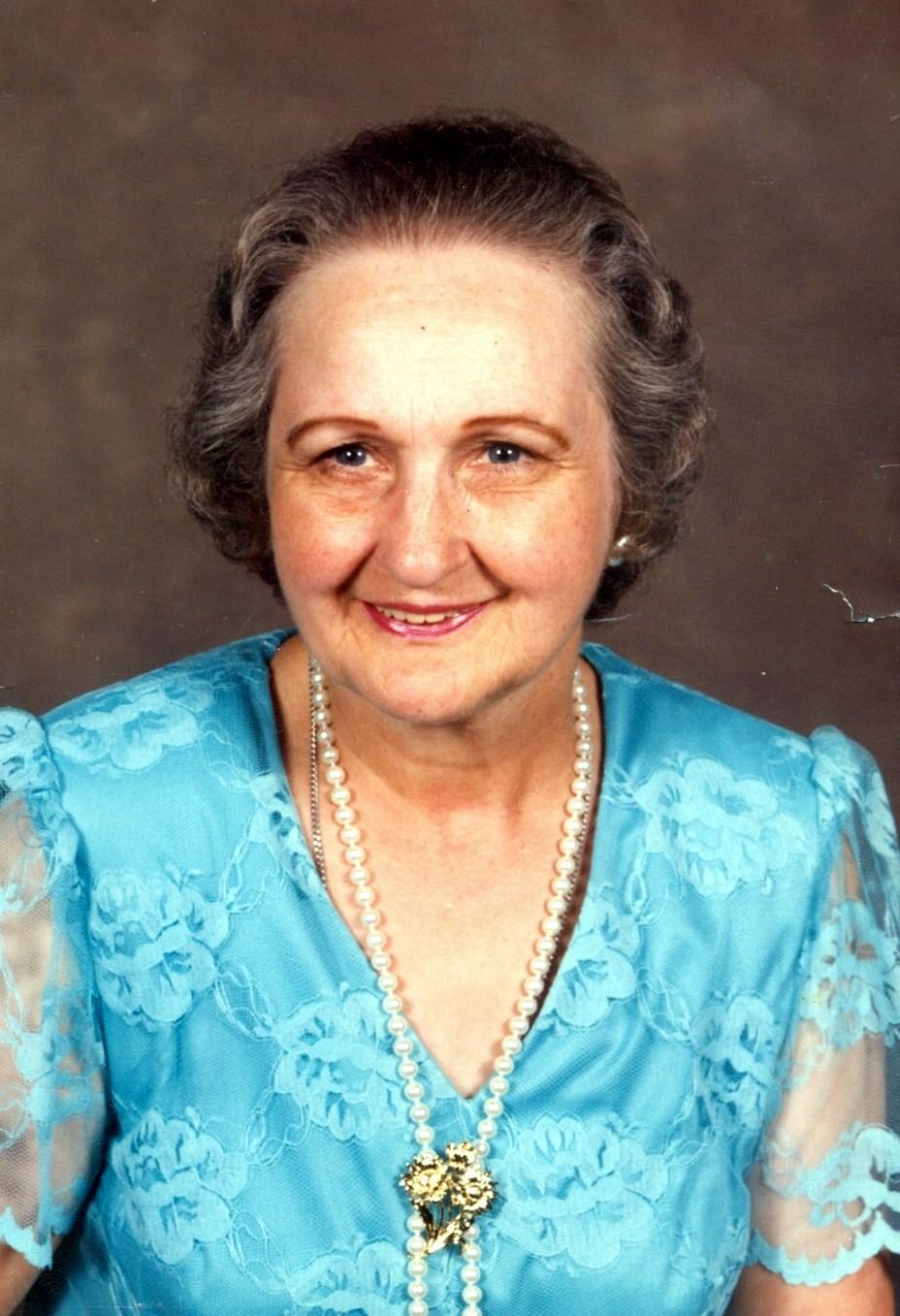 Virginia Lucile  Palmer