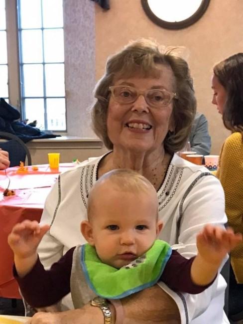 Mary Elizabeth Pizza Obituary - Dayton, OH