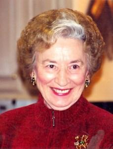 Irene Elizabeth  Mandarich