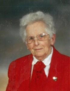 Ann Elizabeth  Widdis
