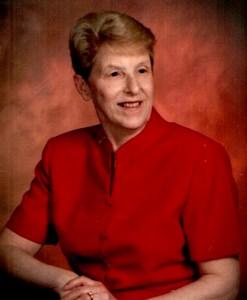 Edith Faye  Moore