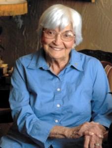 Geraldine Almand  Burton