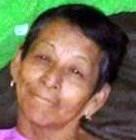 Maria Agapita Sanchez  De Lopez
