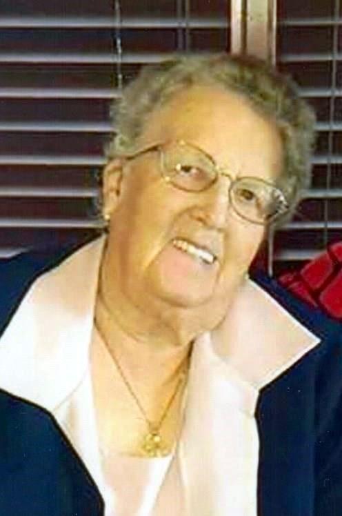 Frances Jean  Woods