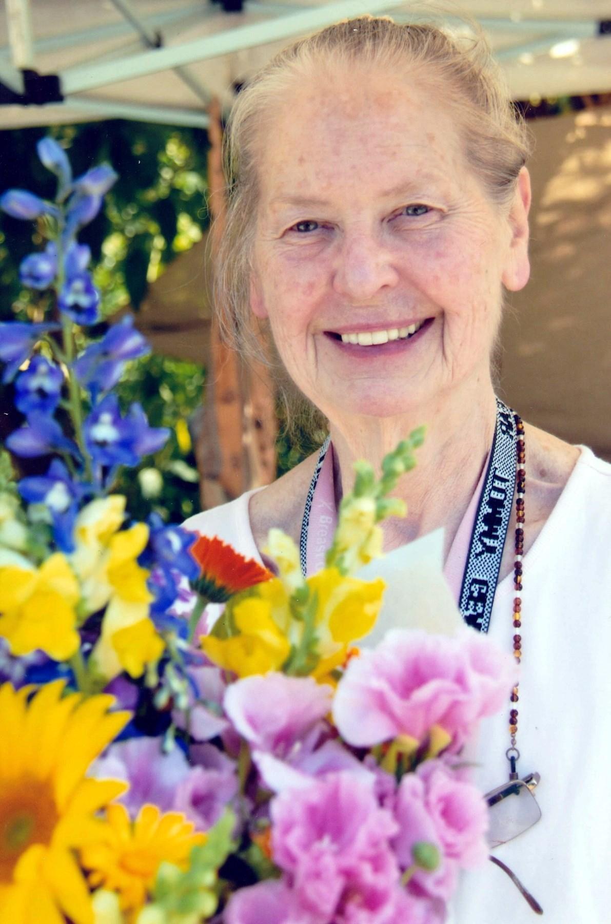Joyce Ellen  Evans