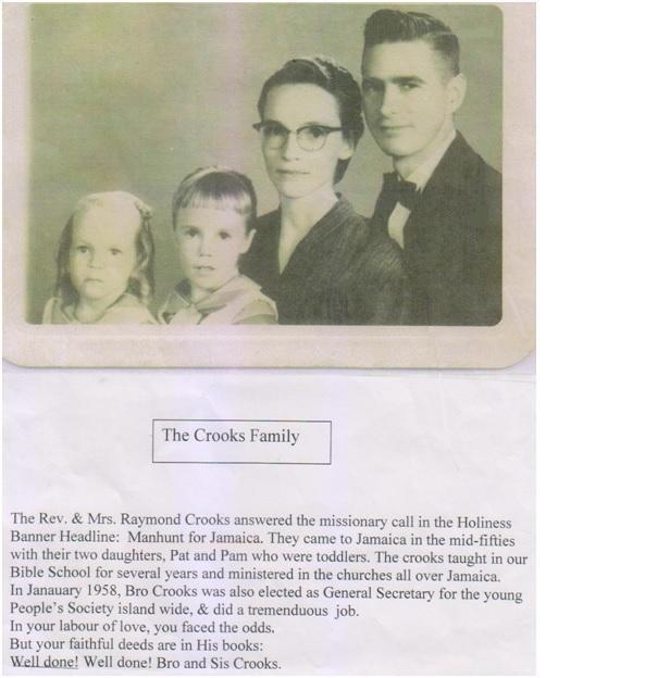 Raymond Leslie Crooks Obituary - KANSAS CITY, MO