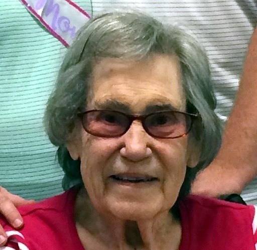 "Sadie McCall ""Grandma""  McQuage"