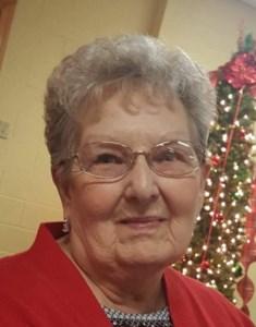 Bertha Ann  Tackett