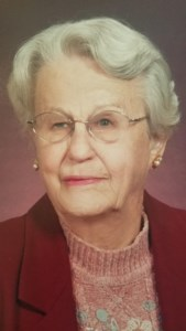 Mildred Louise  Brown