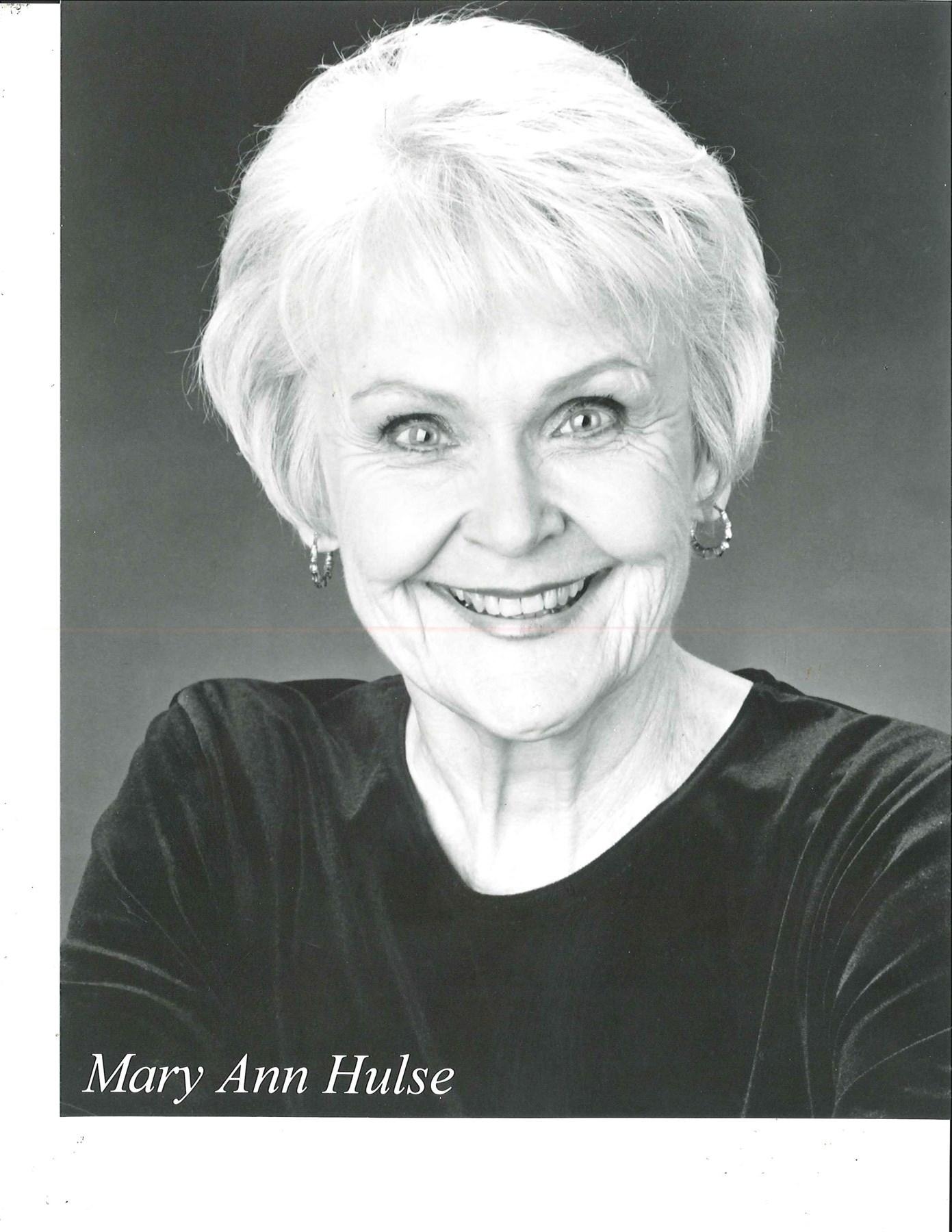 Mary Ann  Hulse