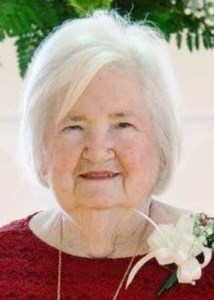 Doris Alexander  Myrick