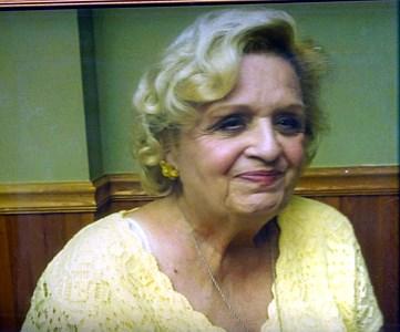 """Barbara Jean """"Bobbie""""  Dodge"""