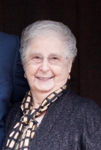 Doris Ruth  Grubb