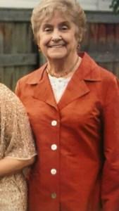 Jacqueline Mabel  Mirwaldt