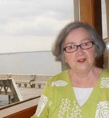 Mary Parham  Jackson