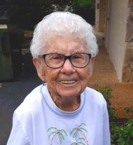 Nellie Inez  Van Camp