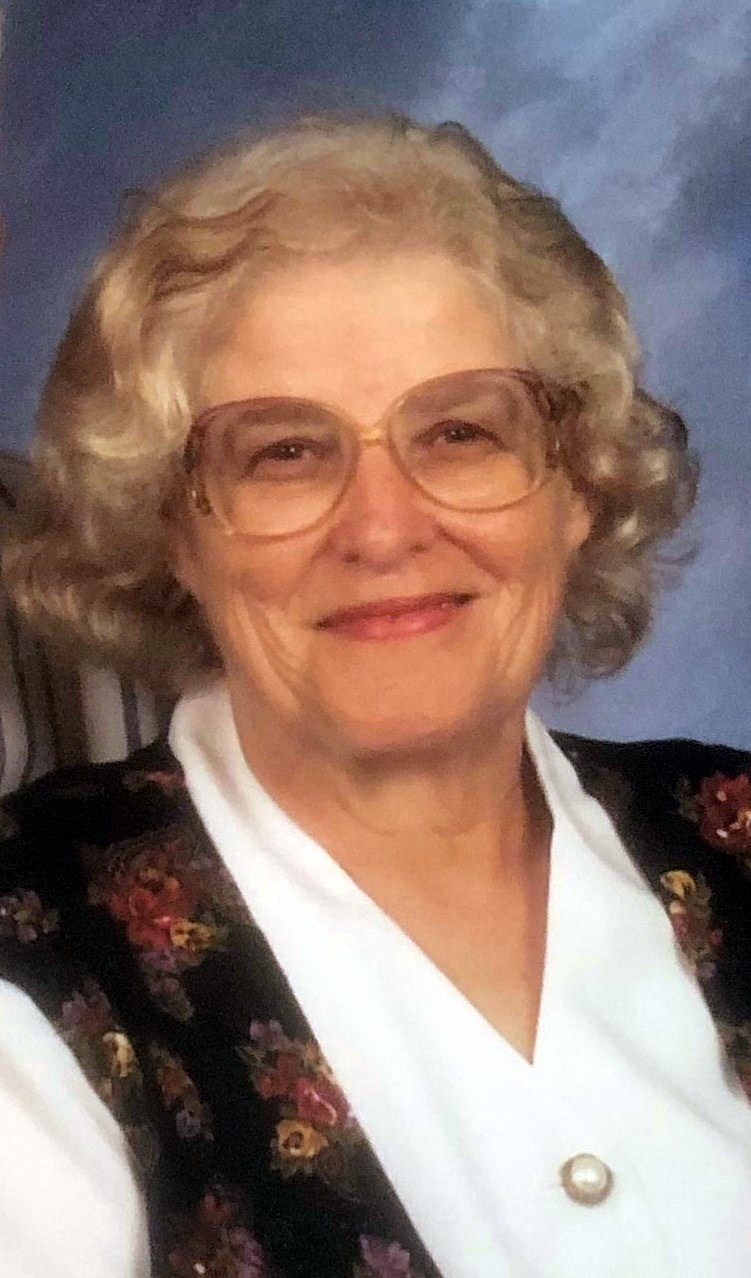 Betty Jean  Blair Grubb