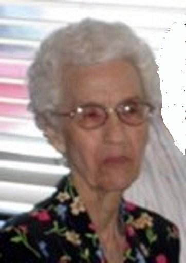 Vera A.  Woodman