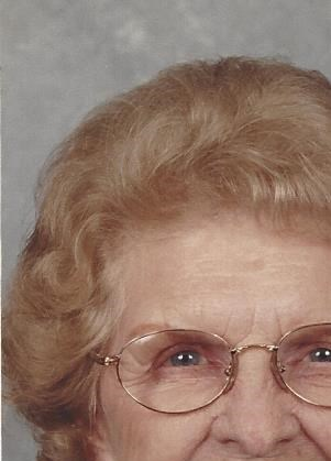 "Frances ""Senie"" Ruth  Woods Cline"
