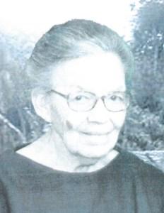 """RUTH """"Grandma Ruth""""  MOORE"""