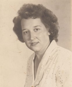 Martha Ann  (Pyne) Blackwood