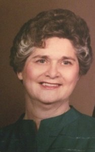 Mabel Derouen  Broussard