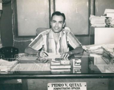 Pedro V.  Quial