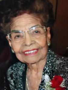 Frances P.  Lucio